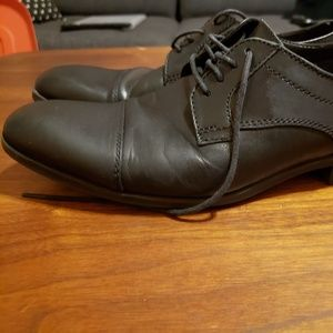 Clarks Conwell Cap Mens Dress Shoes